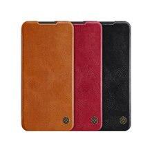 Redmi K30 Pro K30Pro K30S Case NILLKIN Qin Flip Cover leather Cases For Xiaomi POCO X2 F2 Pro X3 NFC Funda Bag Mi 10T Pro Coque