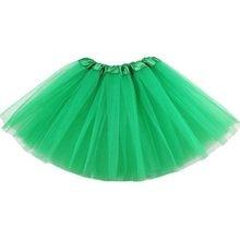 Girls Skirts 3-Layer Tutu Pettiskirt Tulle Skirt Ball Gown Dance 3-8 Years
