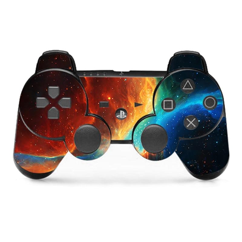 ل PS3 تحكم جلد فينيل ملصق تحكم ملصق مائي غمبد غطاء لسوني بلاي ستيشن 3 جويستيك joypad|cover for|cover coverscover sticker - AliExpress