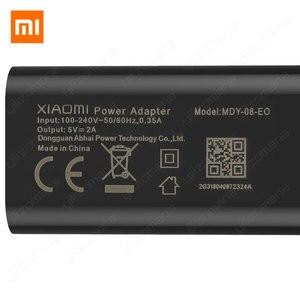 Image 5 - Xiaomi המקורי מטען 5V/2A האיחוד האירופי סוג C מיקרו USB נתונים כבל נסיעות טעינת מתאם עבור MI5 מקסימום 3S Redmi הערה 3 4 פרו 4X 5 5S