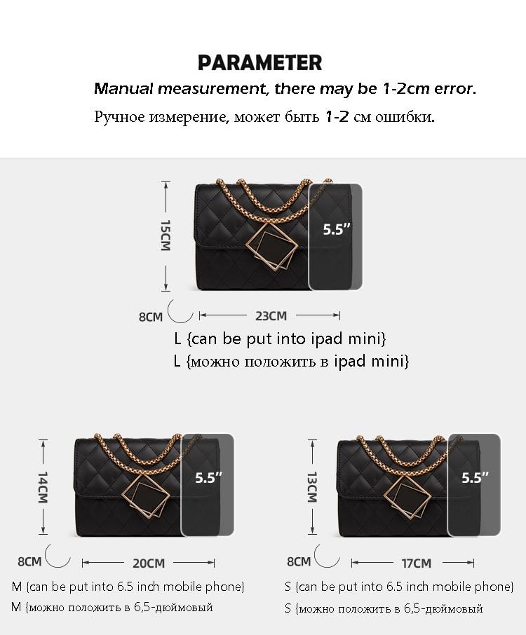 quadrado sacos crossbody mini bolsa feminina bloqueio