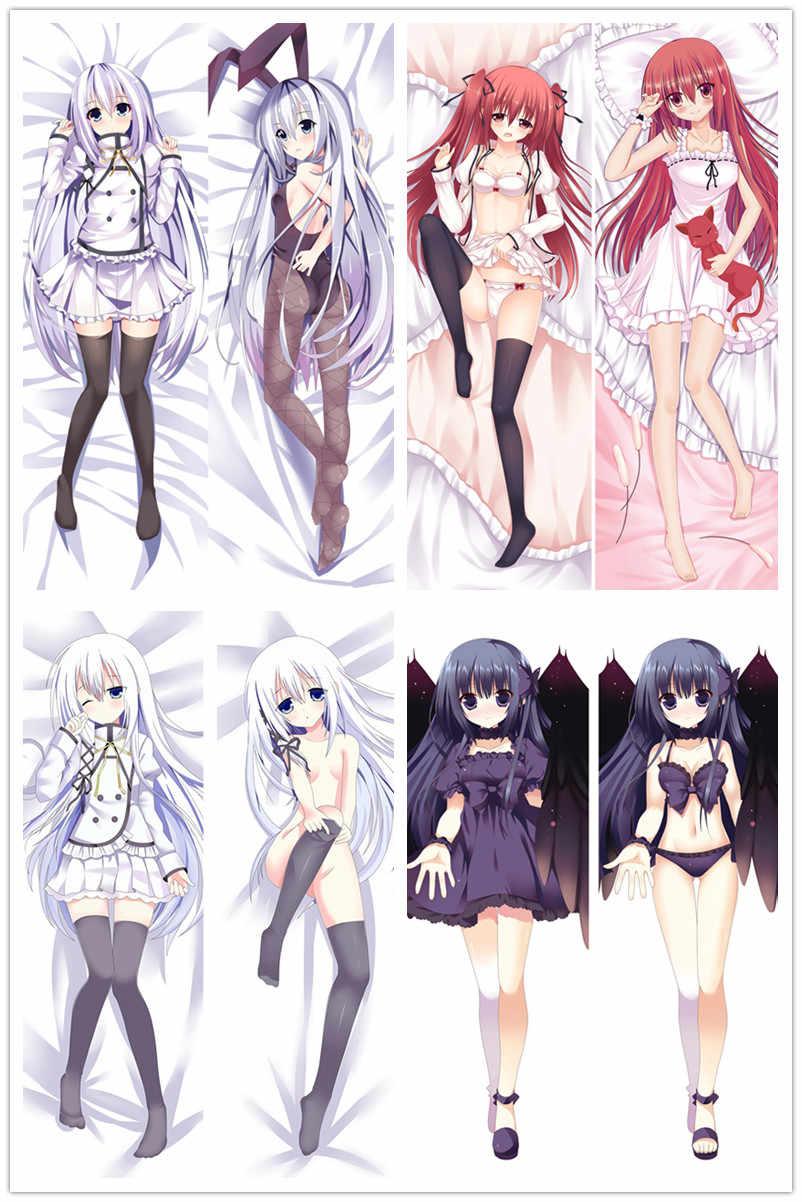 Anime Dakimakura Body Seirei Tsukai No Blade Dance 150x50cm