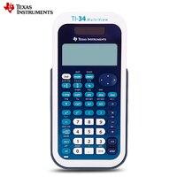 Promo Una pieza, Texas Instruments TI 34, multivuelta, examen de prueba de estudiante, calculadora científica dedicada