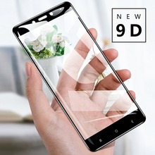 9D Full Cover Tempered Glass on the for Redmi 7 pro/7/6 pro /6A/6/5 plus Screen Protective Film Case Xiaomi
