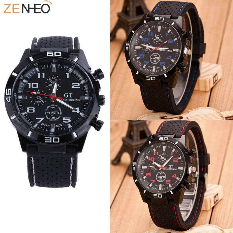 Leather Men's Quartz Clock Watches Male Sport Watches Leisure Herrenuhr Man Military Wrist Watch Reloj De Hombre Gifts