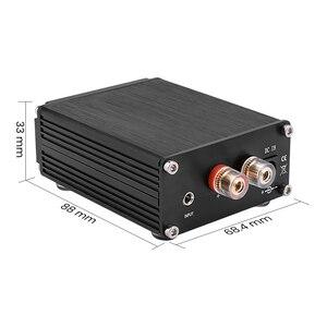 Image 2 - AIYIMA TPA3116 100W Subwoofer wzmacniacz Audio TPA3116D2 Mono cyfrowe wzmacniacze mocy Amplificador z NE5532 OP AMP