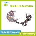 Сменный контроллер среднего привода Bafang BBS01 BBS01B BBS02 BBS02B BBSHD для 8fun 250 Вт/350 Вт/500 Вт/750 Вт/1000 Вт Средний приводной двигатель