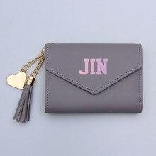 Bangtan7 Tassel Wallet (10 Models)