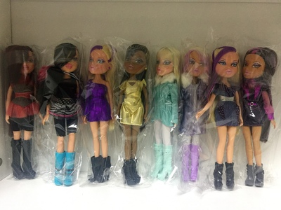 Hot Sale Fashion Action Figure Bratz Bratzillaz Doll Dress Up Toy Play House Multiple Choice Best Gift For Child