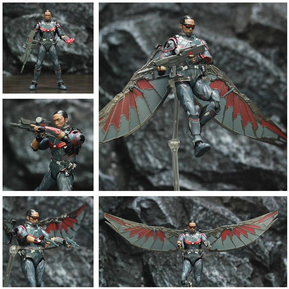 Marvel Avenger Falcon Sam 6