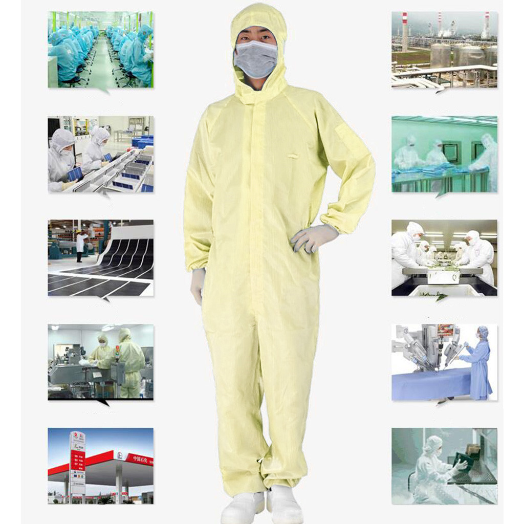 Disposable Protective Clothing as Coverall Medical Uniform and Isolation Suit for Nurse and Doctors 20