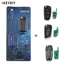 Mini KD Remote Key Generator Fernbedienungen Lager in handy Unterstützung Android Machen über 1000 Auto Fernbedienungen + 4pc KD remote