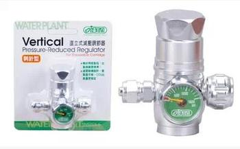Taiwan ISTA co2 Vertical Decompression Spinner I-649 Dedicated Needle Type for Disposable Bottle