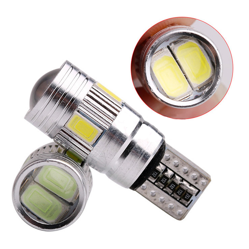 5630 Decode T10led Lamp 10SMD Display Lamp 5630-10 Light Solution