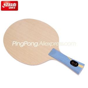 Image 5 - DHS Hurricane Long 5 Hoja de tenis de mesa CON CAJA Original, raqueta ALC Original DHS MA Long 5 ST, pala de Ping Pong Bat / Paddle