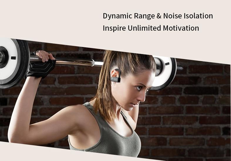 Sport Echte Draadloze Oordopjes Tws Draadloze Koptelefoon Bluetooth 5.0 Draadloze Hoofdtelefoon Bass Stereo Haak Oor Headset W/Opladen Doos 5