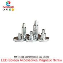 500 шт/лот m4 1313 Магнитный винт для наружного светодиодного