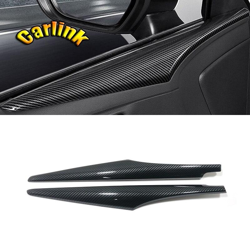 Купить abs углеродное волокно автомобильная дверь внутренняя панель