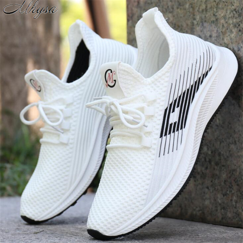 Mhysa 2020new Men Shoes Spring Fashion Men's Sneakers Comfortable Casual Shoes Fashion Lightweight Men's Shoes Tenis Masculino