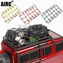 AJRC RC akcesoria samochodowe 6 kolory elastyczny bagaż netto dla 1 10 gąsienica RC SCX10 90046 Tamiya CC01 D90 Traxxas TRX-4 TRX4 który nie wiadomo jak znalazł tanie tanio CDIY CN (pochodzenie) NYLON Montowane klasy Powłoki samochodu Złącza okablowania 250mm*150mm Kv1100 Pilot zdalnego sterowania