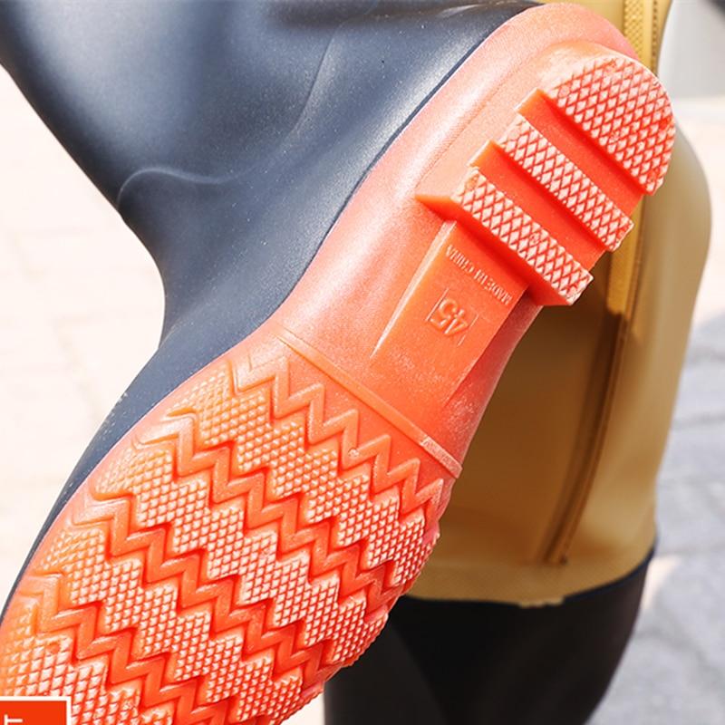 Waterproof Waders  Non-slip Boots Women`s 6