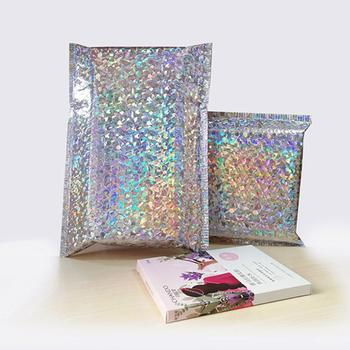 1pcs Bubble Bag Envelope Foam Foil Shipping Mailing Bag Supplies Waterproof Anti-vibration Stationery Bag Packaging S0H5 image