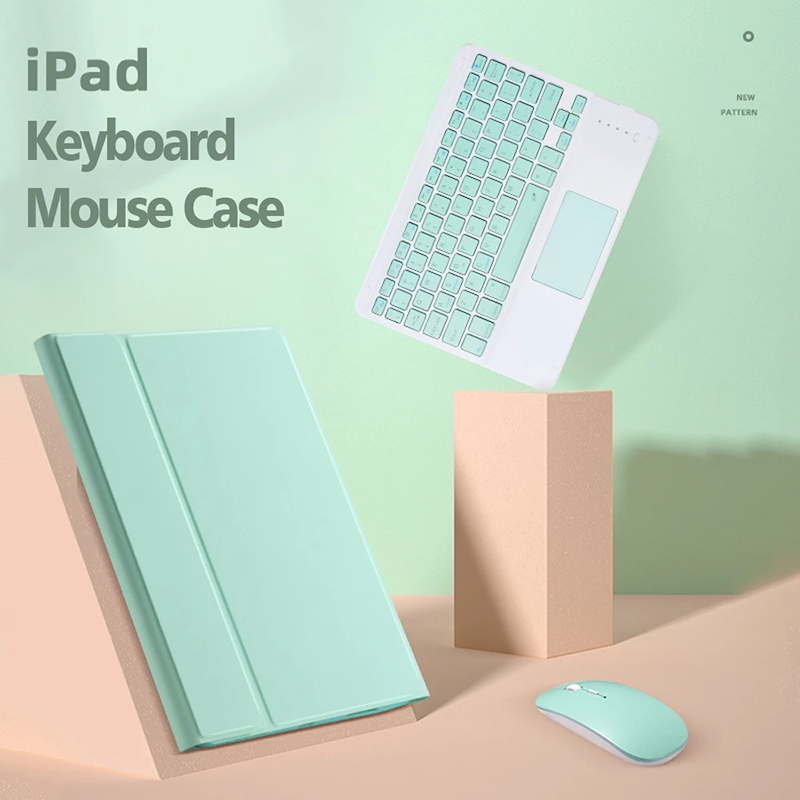 touchpad tablet caso para apple ipad pro