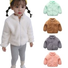 Kinderen Winter Outdoor Fleece Jassen Voor Jongens Kleding Hooded Warm Bovenkleding Windjack Baby Kids Jassen(China)