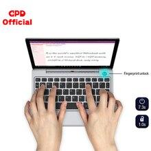 GPD P2 Max kieszeni 2 8GB 256GB 8.9 Cal Intel Celeron 3965Y ekran dotykowy IPS Mini przenośny Laptop Netbook komputera PC z systemem Windows 10