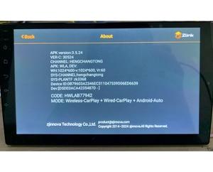 Image 2 - Idoing carplay راديو السيارة ، مشغل الوسائط المتعددة ، Carplay المدمج ، PX6 PX5