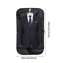 Buy Men Suit Storage Bag Dustproof Hanger Organizer Travel Coat Clothes Garment Cover Case Accessories Supplies Products directly from merchant!
