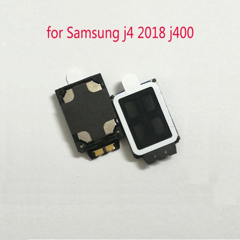 Phone Speaker For Samsung Galaxy J4 2018 J400 J400F J400FN J400G Original Loud Buzzer Ringer Flex Cable Replacement