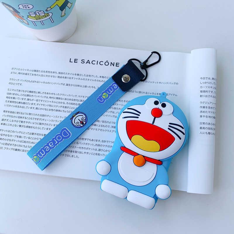 Fashion Mini Portemonnee Leuke Kawaii Cartoon Anime Pouch Vrouwen Meisjes Kleine Portemonnee Zachte Siliconen Bluetooth Oortelefoon Bag Kid Gift