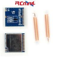 4 км 100 мВт 433 МГц 20dBm Высокая чувствительность sx1278 чип RF беспроводной приемопередатчик модуль IOT FZ2123