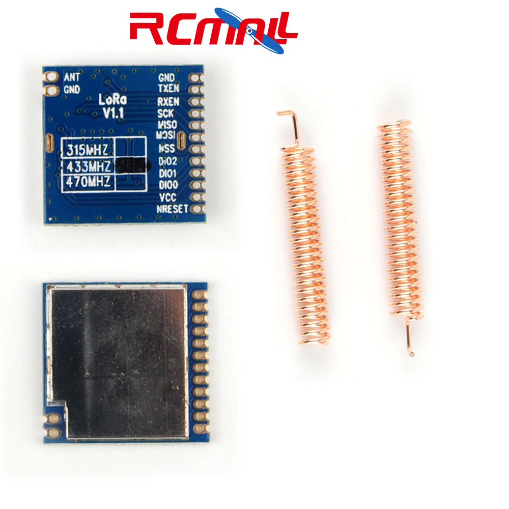 4Km 100mW 433MHz 20dBm High Sensitivity Sx1278 Chip RF Wireless Transceiver Module IOT FZ2123