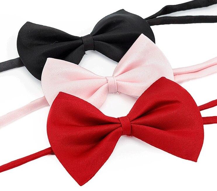 11 kolorowy naszyjnik obroża dla jasne kolorowe łuk dla zwierząt chłopiec regulowany pies krawat szyi akcesoria akcesoria świąteczne