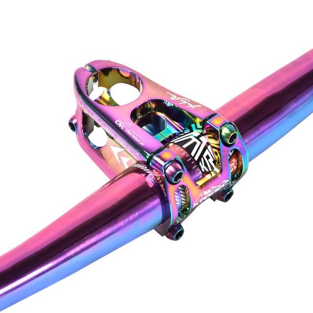 ZDC DH 31,8mm Aluminiumlegierung Mountainbike Fahrrad Fahrrad Lenker Riser Bar Extra Lange 800mm
