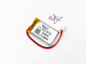 Image 3 - JST XH 2.54 millimetri 802540 3.7V 1000MAH batteria ai polimeri di litio 852540 di codice di scansione strumento altoparlante guida apparato