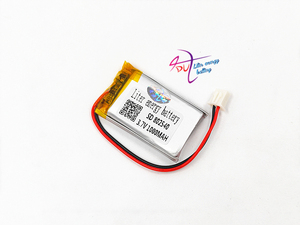 Image 3 - JST XH 2.54mm 802540 3.7V 1000MAH lithium polymer battery 852540 scan code instrument speaker driving apparatus