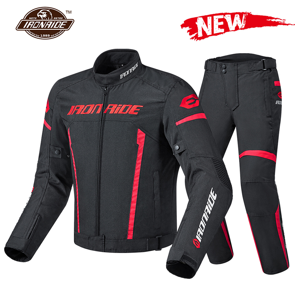 2020 Motorcycle Jacket Men Jaqueta Motociclista Waterproof Riding Racing Moto Protection Motocross Jacket With Linner