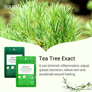 Image 2 - BREYLEE Acne Pimple Patch Acne Treatment Serum Essence Face Mask Skin Care Pimple Remover Tool Whitening Facial Serum Stickers
