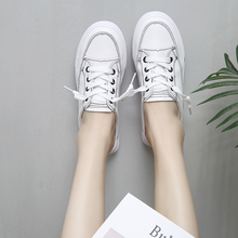 New 2020 solid women sandals summer slippers flip flops Soft Leather flat sandals ladies slip on flats clogs shoes woman Loafers hee grand women boots for summer 2017 new solid zipper flat shoes woman split leather shoes woman sandals soft for mom xwz3957