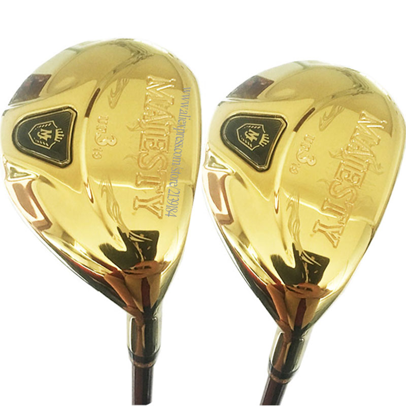 Cooyute New Golf Club Maruman Majesty Golf Hybrids UF3/19 Or UF5/25 Hybrids Clubs Graphite Golf Shaft And Headcove Free Shipping