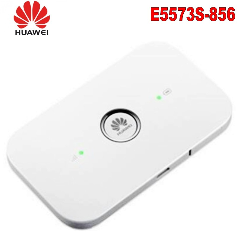 Original Unlock Huawei E5573 E5573s-856 Portable LTE FDD Mobile Wifi 150Mbps 4G LTE Wireless Router, PK E5372 E5577