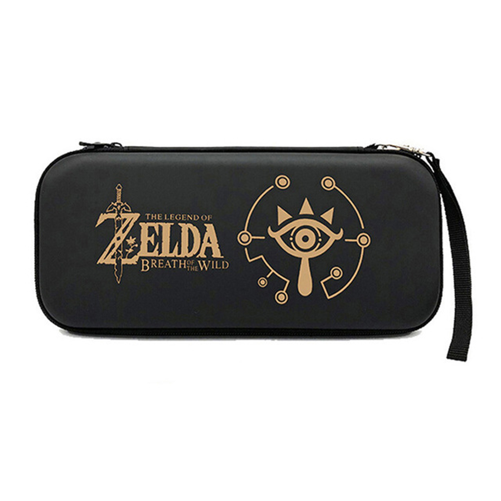Storage Bag Game Accessories Colorful Protective Carrying Portable Case Large Storage for Switch Nintendoswitch NS