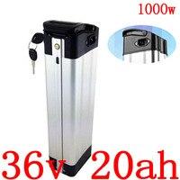 36V 500W 1000W Ebike Scooter battery 36V 20AH electric bike battery 36v 10ah 13ah 15ah 18ah 21ah lithium ion battery free duty
