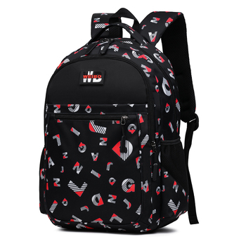 Hot New Children School Bags For Teenagers Boys Girls Big Capacity Backpack Waterproof Kids Book Bag Mochila - discount item  50% OFF School Bags