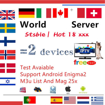 Full HD world TV free adult tv Spain US UK tv box android tv box smart tv m3u tv box list hot xxx no channels include