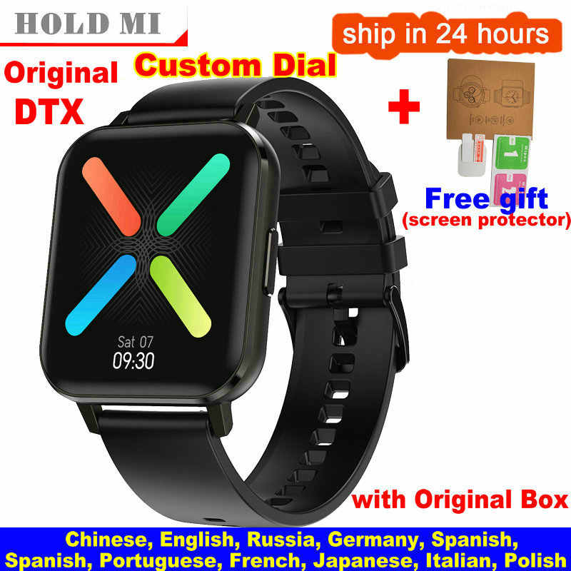Dtx Smartwatch Men Vs Iwo 13 Iwo 8 Lite Ip68 Ecg Smart Watch Android Multi Sports Mode Blood Pressure Oxygen Relojes Wristwatch Smart Watches Aliexpress