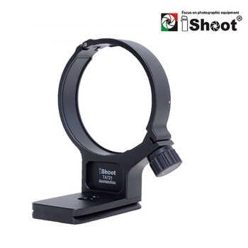 Ishoot Lens Collare per Tamron 70-210 Mm F4 di Vc Usd A034 Tripod Mount Anello di Fondo È Arca svizzero a Coda di Rondine IS-TA721